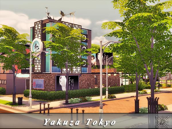Yakuza Tokyo- Lote Comunitário