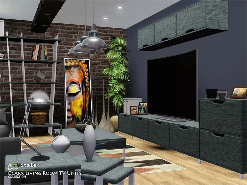 Ocarx Living Room TV Units