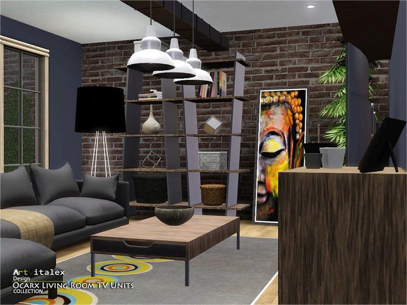 Ocarx Living Room TV Units. Published Jan 20, 2016. 1 ...