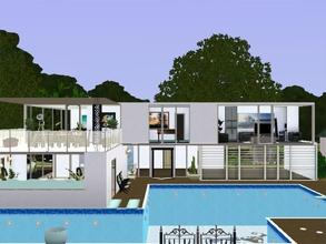 Entzuckend Modern Villa
