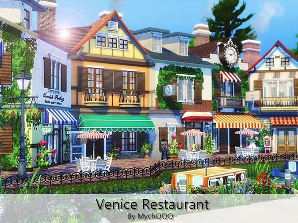 Mychqqq S Venice Restaurant