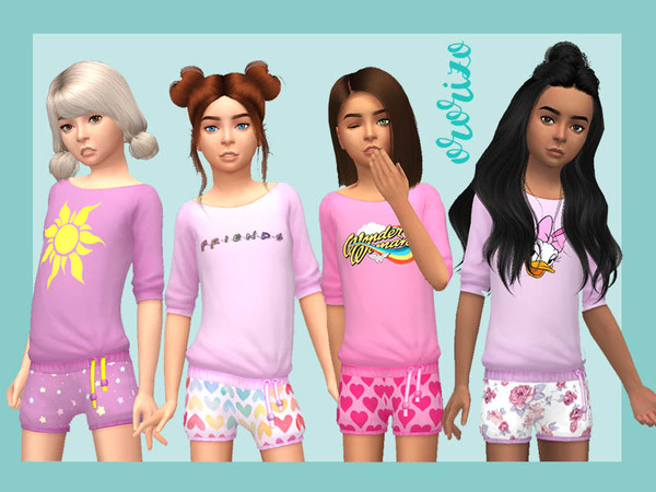 The Sims Resource Children S Clothes