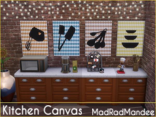 Madradmandee 39 S Minimalist Kitchen Utensil Art