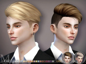 Sims 4 Male Hairstyles - Black Ponytail Hairstyles