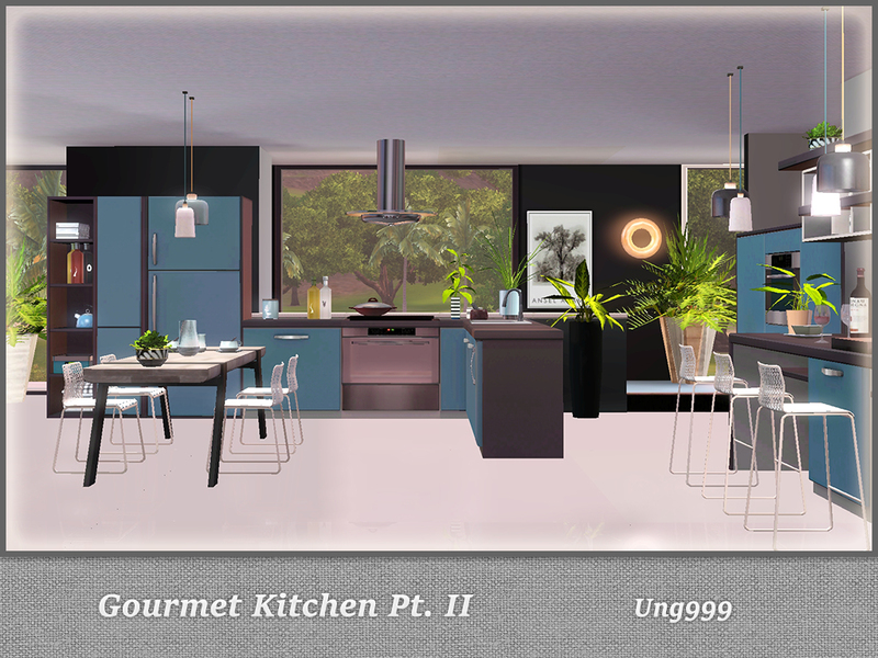 ung999s gourmet kitchen pt ii - Kitchen Gourment