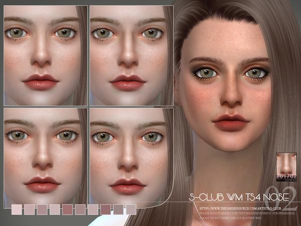 Особенности кожи, маски, веснушки, родинки W-600h-450-2848844