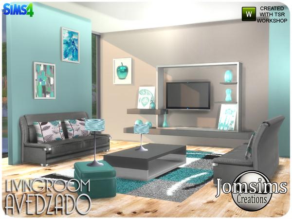 Avedzado living room