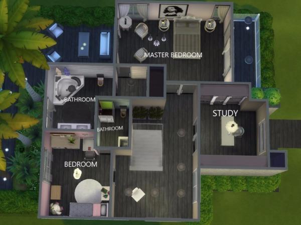 Kuri96 39 s casa moderna for Casa moderna 8