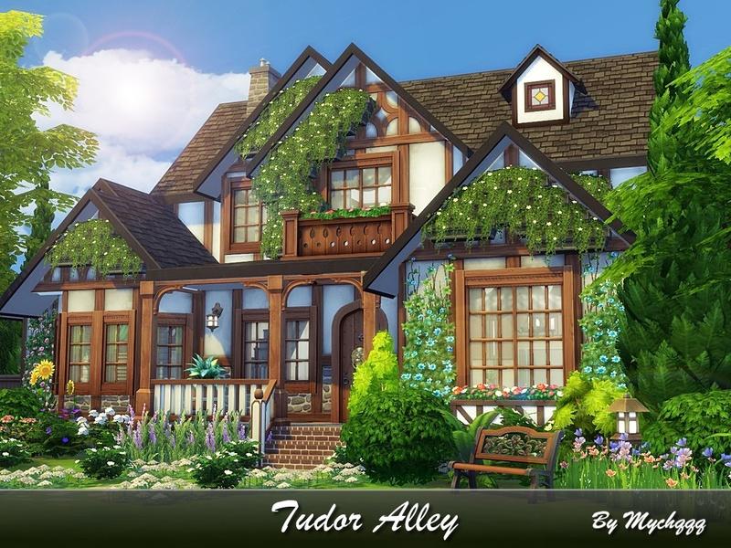 Mychqqq S Tudor Alley