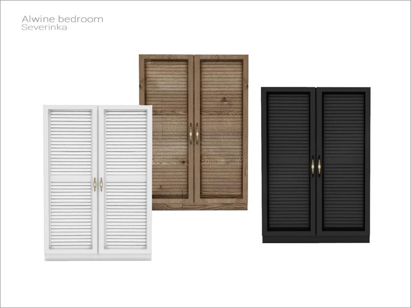 Severinka S Alwine Bedroom Dresser