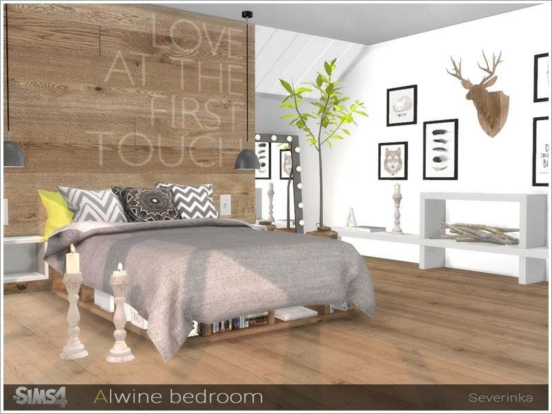 Severinka S Alwine Bedroom