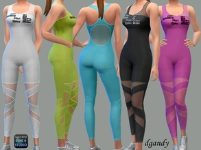 57bd7d3196a21 Sims 4 Clothing sets -  yoga