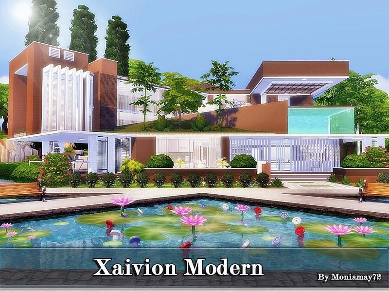 Moniamay72 S Xaivion Modern