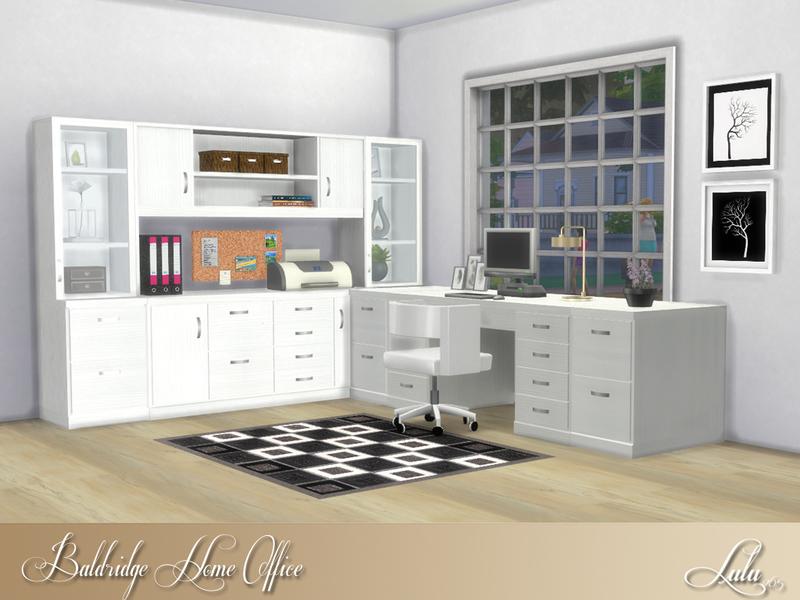 promo code 60a3f b3a01 Lulu265's Baldridge Home Office