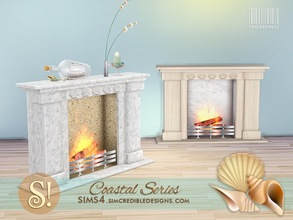 Sims 4 Fireplaces