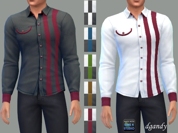 Long Sleeve Shirt C