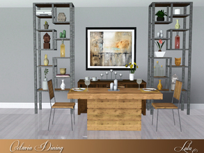 Sims 3 Dining Room Sets