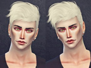 Sims 4 — Raphael Bergman by zonia19962 — This is a Sim for the Sims 4 Male youngadult Aspiration: Master Mixologist