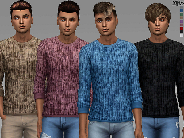 S4 Denny Sweaters