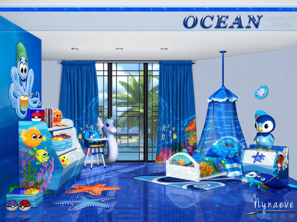 Nynaevedesign S Ocean Toddlers