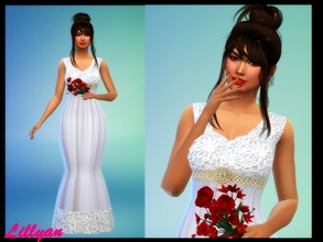 Sims Clothing Sets Wedding