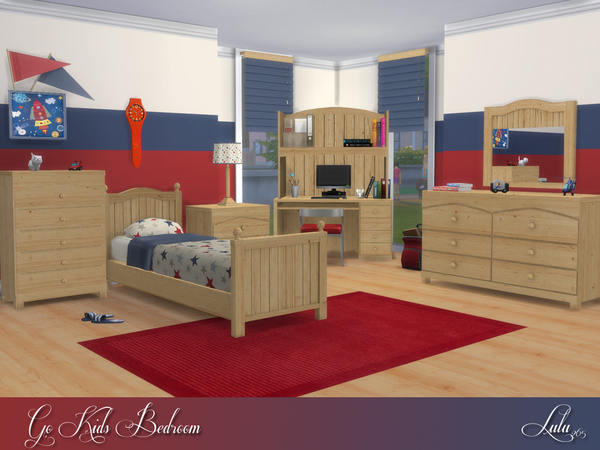 Go Kids Bedroom