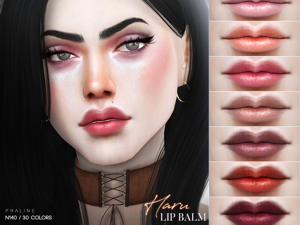 Haru Lip Balm N140