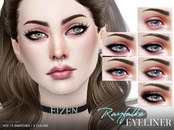 Rayfalke Eyeliner N72