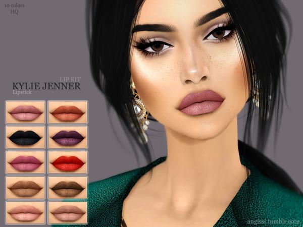 Lipstick KYLIE JENNER LIP KIT