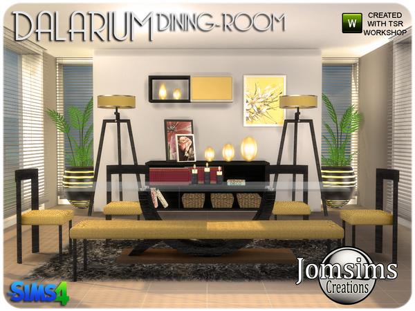 Dalarium Dining Room