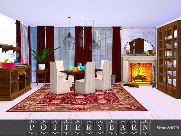 Dining Potterybarn