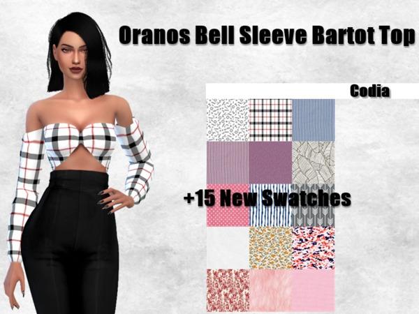 Oranos Bell Sleeve Bartot +15
