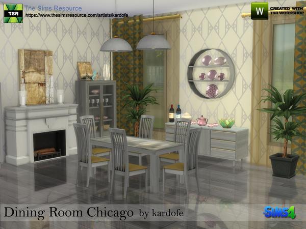 kardofe Dining Room Chicago