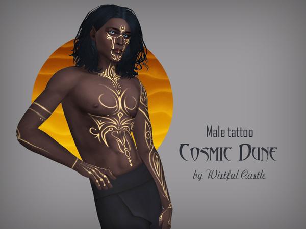 Cosmic Dune   Mtattoo