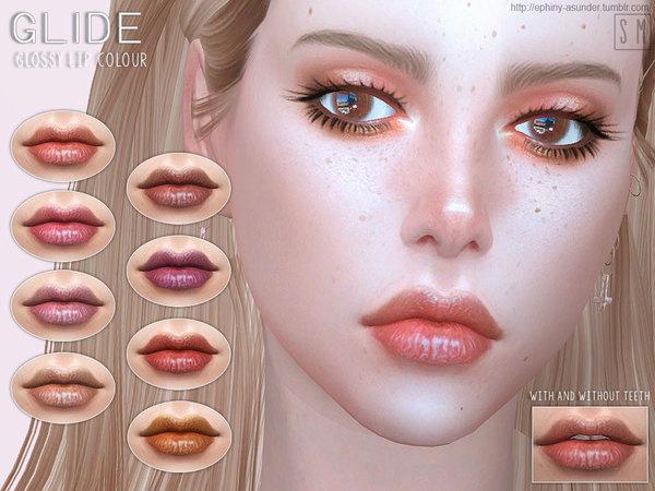 [ Glide ]   Lip Colour