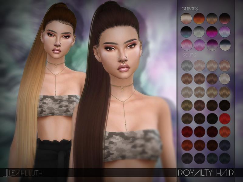 Leah Lillith S Leahlillith Royalty Hair