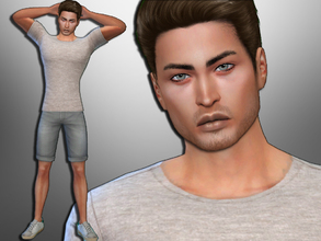 Sims 4 — Aidan Duff by divaka45 — Look at the creator`s notes for the custom content which I have used. DOWNLOAD