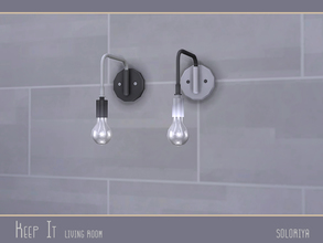 Sims 4 wall lamps light keep it living room wall light aloadofball Images