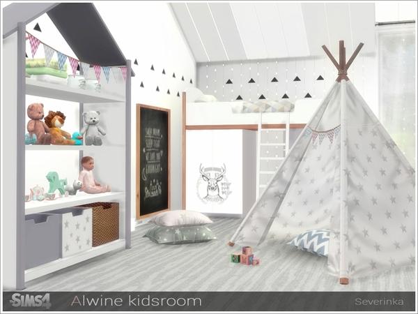 Alwine kidsroom