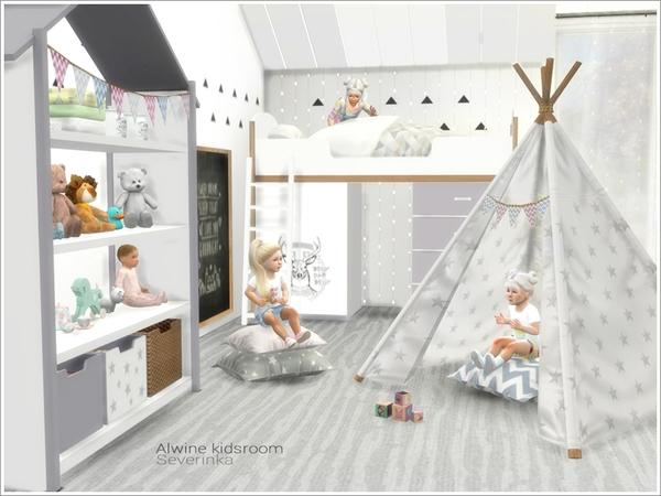 Severinka S Alwine Kidsroom