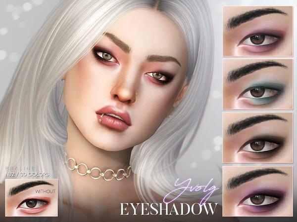 Yvolg Eyeshadow N62