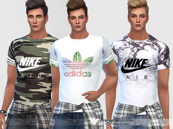 Sporty T shirts For Him