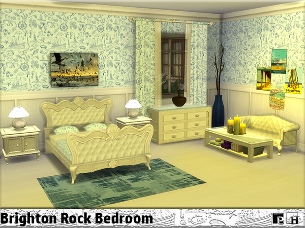 Pinkfizzzzz 39 S Brighton Rock Bedroom