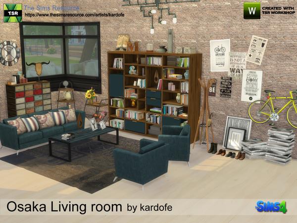kardofe Osaka Living room