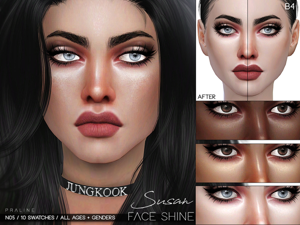 Susan Face Shine N05