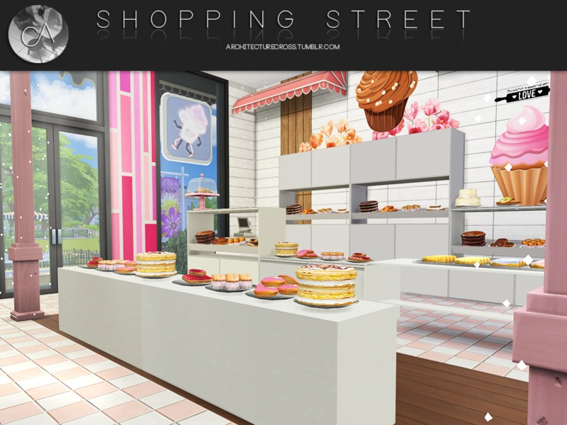 Shopping street cheats