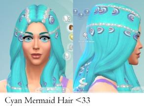Sims 4 Downloads - 'mermaid'