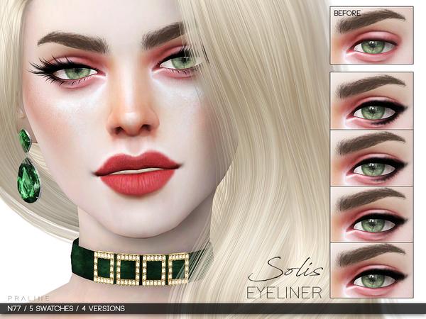 Solis Eyeliner N77