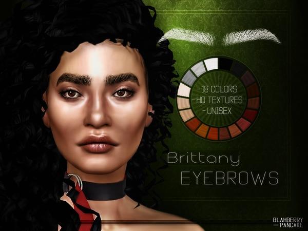 Brittany Eyebrows