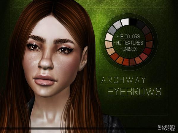 Archway Eyebrows